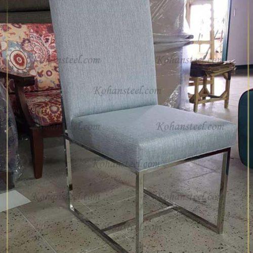 صندلی استیل